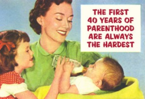 first-40-years-of-parenthood-are-always-the-hardest-funny-poster-print
