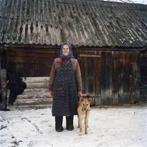 badass russian crone