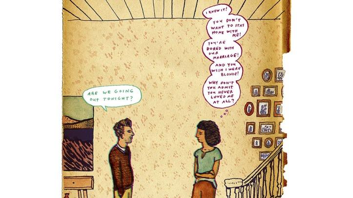 Illustration by Lauren Simkin Burke.