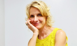 Elizabeth Gilbert: 'You're never going to please everyone. There are people who think the Sistine Chapel is gaudy.' Photograph: Rex Shutterstock @ The Guardian
